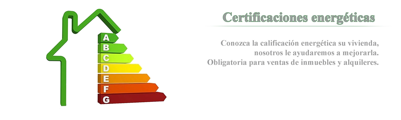 productos certificacion energetica